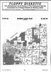 Map Image 061, Crow Wing County 2001 Published by Farm and Home Publishers, LTD
